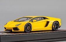 Lamborghini Aventador LP700-4  yellow 1:43 FrontiArt F003-08 1:43