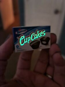GITD Cupcakes Hostess Glow Mini Brands Five Surprise
