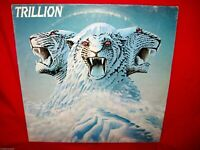 TRILLION Same LP 1978 ITALY EX PROG Rock