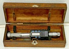 Mitutoyo 468 267 Digimatic Holtest Bore Gauge Withrings 245e