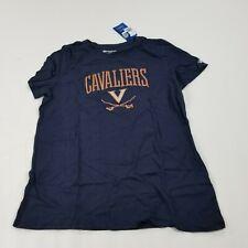 Cavaliers Women's T-Shirt Champions Short Sleeve Crewneck New XL a1ff am