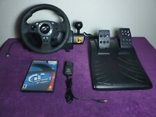 Logitech Driving Force Pro Feedback Steering Wheel & Pedals & Game PC USB PS2