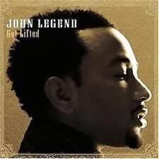 JOHN LEGEND Get Lifted CD NEW