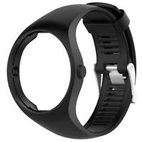 Polar Changeable M200 Wristband Wrist Strap - Black Med / Large
