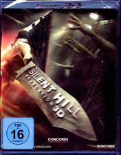 SILENT HILL REVELATION (Adelaide Clemens, Sean Bean) Blu-ray 3D NEU+OVP
