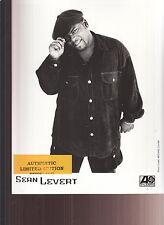 sean levert limited edition press kit
