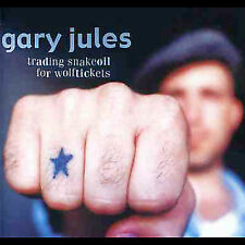 Trading Snakeoil for Wolftickets by Gary Jules (CD, ...