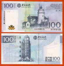 P111    Macao Macau   100 Patacas    2008   UNC