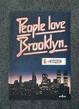 F287-Advertising Pubblicità- 1975 - BROOKLYN CHEWING GUM  PERFETTI