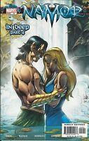 Namor Comic Issue 12 Modern Age First Print Bill Jemas Watson Bennett Livesay