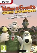 Wallace y Gromit: Grand episodios 3 y 4 (Pc DVD)