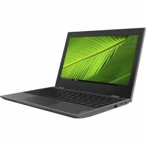 Lenovo 81M80035US 100e Intel Celeron N4020 11.6 Hd Display Windows 10 Pro Shape