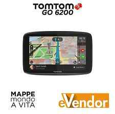TomTom GO 6200 - Navigator with maps for life