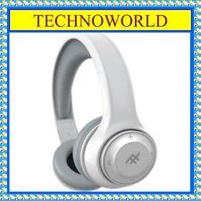 ZAGG IFROGZ AURORA WIRELESS BLUETOOTH HEADPHONE WITH MIC+ON EAR CONTROL+LOUD