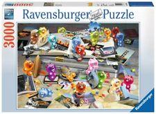Gelini auf Reisen 3000 Teile Puzzle Ravensburger