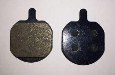 HAYES MX2 MX3 MX4 Semi Metal Resin Brake pads - 1 Pair