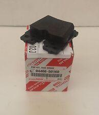 LEXUS OEM FACTORY REAR BRAKE PAD SET 2010-2012 LS460 LS460L AWD (04466-50160)