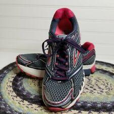 Brooks Ghost 6 dna Athletic Running Shoes Sneakers Navy & Dark Pink Women Sz 8