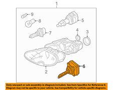 JAGUAR OEM 04-09 XJ8-Headlight Bulb Burner C2N1716
