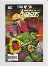 MIGHTY AVENGERS  #23 DARK REIGN  MARVEL 2009 VF- COMBINE SHIP WITH CART
