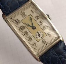 Orologio Anni 1940 Argento 800