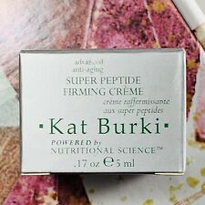 Kat Burki Super Peptide Firming Creme/Cream, 0.17 oz/ 5 ml Deluxe Sample