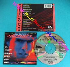 CD SOUNDTRACK Days Of Thunder USA 1990 no mc lp vhs dvd(OST2)