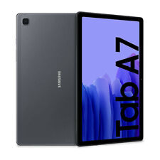 "TABLET SAMSUNG GALAXY TAB A7 2020 64GB+3GB RAM WI-FI ANDROID 10.40"" COLOR GRIS"