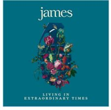 James Living in Extraordinary Times Cassette 2018