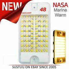 NASA Marine Easy Light LED Luminaire - 12v│300 Lumens│Interior Light│Warm White