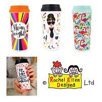 Thermal Travel Mugs - Insulated Tea Coffee Cup Camping - Rachel Ellen Designs