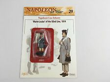 Marie Louise of the 82nd Line 1814 1/32th Scale die-cast Figure by Del Prado