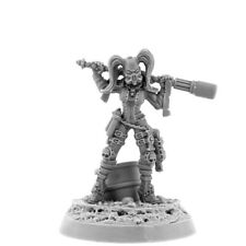 Heresy Hunters Female Imperial H.Q. Assassin Wargame Exclusive WE-HH-021