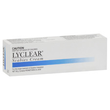 Lyclear Scabies Cream 30g Single Treatment of Scabies Infestation