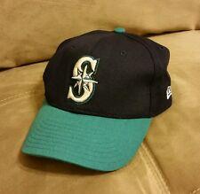 Kids Youth Size MLB Seattle Mariners  Vintage New Era Snapback Hat Cap