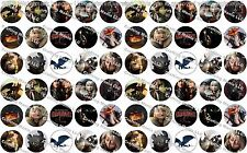 "60 Precut 1"" How To Train Your Dragon Bottle cap Images Set 2"
