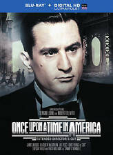 Once Upon a Time in America (Blu-ray Disc, 2014, 2-Disc Set, Collectors Edition