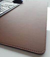 Schreibtischunterlage Softlux Leder 90 x 50 Braun