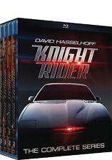 Knight Rider David Hasselhoff Complete Series Seasons 1 2 3 4 BluRay Boxed Set