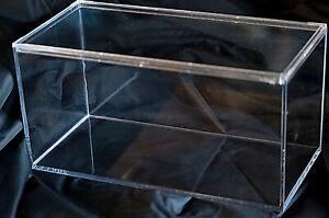 Plastic Display Box Ideal for Diecast Models & Retail Displays