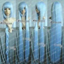 Project /Eirin / Hannah Cosplay Long Ice Blue Wig