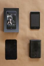 Working Apple iPod Touch 1st Generation 16GB Black A1213 Used Condition, Bundle
