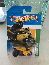 2012 Hot Wheels Treasure Hunts Ducati 1098 #52