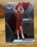 2019-20 Panini Prizm Mosaic NBA Dylan Windler Rookie #208 Cleveland Cavaliers