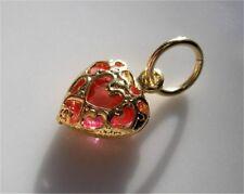 Ruby Yellow Gold Fine Jewellery