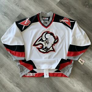 Authentic Buffalo Sabres 56 CCM Jersey Vintage New