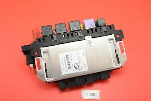 YC23 2000-2006 W220 MERCEDES  S430 S500 CL500 SAM REAR FUSE RELAY BOX 0285458132