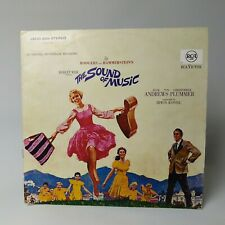Rodgers And Hammerstein The Sound Of Music Original Soundtrack Vinyl 1965