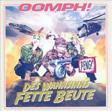Des Wahnsinns Fette Beute by Oomph! (CD, 2012, Columbia (USA))