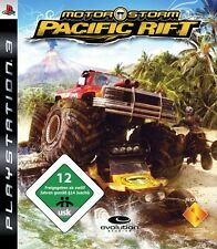 PS3 / Sony Playstation 3 game - Motor Storm: Pacific Rift (EN/DE) (boxed)